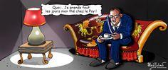Chez le Psy ( Alain Julien )