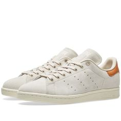 detailed look 08be4 35483 Adidas Stan Smith (Clear Brown   Off White) Stan Smith Blanche, Adidas Stan