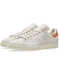 detailed look cbaa6 bea3b Adidas Stan Smith (Clear Brown   Off White) Stan Smith Blanche, Adidas Stan