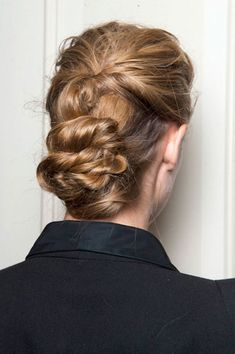 The Most Anticipated Hair Trends For Spring 2013 - Making The Braid - The Row