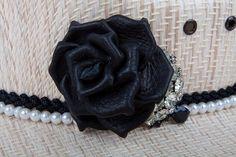 Happy Sunday!! This vegas crown natural straw hat with black lace underlay, handmade leather roses, and crystal vintage embellishments is the perfect statement for anyone in any arena with any outfit!!  #vintageembellishedcowgirlhats #vintageembellishedcowgirlhat #rowdyrose #trr #therowdyrose   1879 w Lincoln Banning Ca 92220  Monday-Saturday 9-6  Sunday 9-2  www.therowdyrose.com