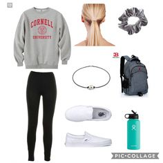 Cute sporty outfits, white girl outfits, comfy teen outfits, teen fashion o Lazy Outfits, Comfy Teen Outfits, Comfy School Outfits, White Girl Outfits, Summer Outfit For Teen Girls, Cute Casual Outfits, Teen Fashion Outfits, Sporty Outfits, Teenager Outfits