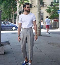"195 mentions J'aime, 4 commentaires - Guys Da Moda (@guysdamoda) sur Instagram: ""Clean ❤️ Guy da moda: @carlos_domord #guysdamoda #estiloso #vaidoso #style #stylemen #closet…"""
