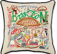 wayfair terrier keyword boston pillow throw