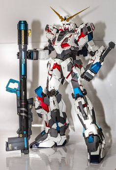 GUNDAM GUY: READERS FEATURE GUNPLA BUILD - PG 1/60 Unicorn Gundam by Pikoy Pakito