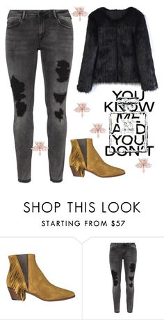 """Bez naslova #26"" by jk-jednacurica on Polyvore featuring Yves Saint Laurent, Zizzi, Chicwish i Chanel"