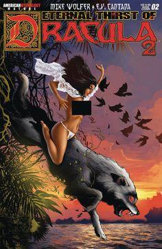 LAKE OF FIRE #2 Cover B Image NM Comic Vault 35