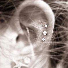Ear piercings - I want!!