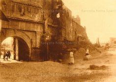 : Via di Porta San Lorenzo Anno: 1886