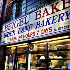 Beigel Bake in Brick Lane: Head to this 24-hour Brick Lane bakery for the best bagels in town. The salt beef bagels are divine and so are the smoked salmon and cream cheese ones – plus they won't cost you the earth.