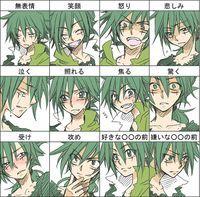 Tags: Expression Chart, Metal Fight Beyblade, Chart, Tategami Kyouya