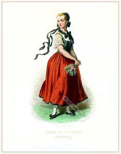 19th Century Archive | Costume