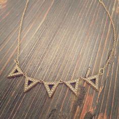 DIAMONICE small thin necklace Handmade in Guadalajara MX 4 coats 18K Gold Jewelry Necklaces