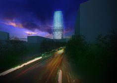 Dorobanti Tower - Architecture - Zaha Hadid Architects