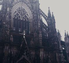 "delsinsfire: "" Cologne Cathedral """