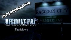 Resident Evil: The Darkside Chronicles - The Movie (HD)