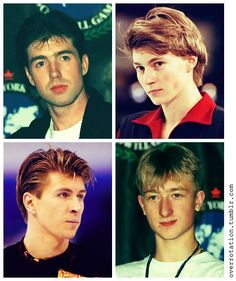 Alexei Urmanov (November 17, 1973) Ilia Kulik (May 23, 1977) Alexei Yagudin (March 18, 1980) Evgeni Plushenko (November 3, 1982)