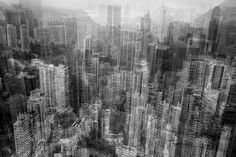 Unusually Long Exposure Photographs by Michael Wesely Multiple Exposure, Double Exposure, Tenerife, Hybrid Art, Long Exposure Photos, Fritz Lang, Modern Photography, Exposure Photography, Artistic Photography