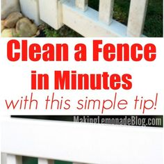 Easy Homemade Natural Cleaning Wipes   Making Lemonade Cleaning Recipes, Cleaning Hacks, Keep Flies Away, Flies Outside, Vinyl Deck, Deck Makeover, New Deck, Grout Cleaner, Natural Cleaning Products