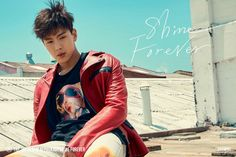"Monsta X Repackage album ""Shine Forever"" Photo 7 - Shownu"