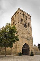 Alava Laguardia - Torre Abacial.