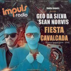 Fiesta Cavalcada By Geo Da Silva & Sean Norvis Radio Impuls Geo, Movies, Movie Posters, Fiestas, Films, Film Poster, Cinema, Movie, Film