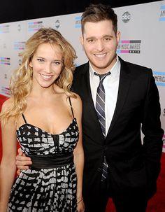 Michael Buble, Wife Luisana Lopilato Welcome Baby Boy Noah Buble!