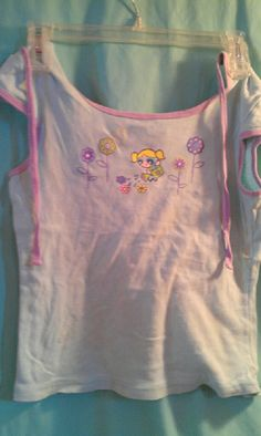 Power Puff tank/muscle Shirt in JUICY's Garage Sale in Si , LA for $5. good size! one of my favorites Email Me:)