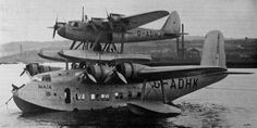 G-ADHK with G-ADHJ on top no war plane but a great picture love this black and white old sckool picture's