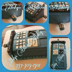 Cake de Doctor Who