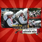 Scrapbook Girls - Marching Band & Color Guard Embellishment