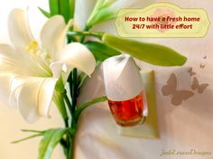 #ad How to have a fresh home 24/7 with little effort #homemaking