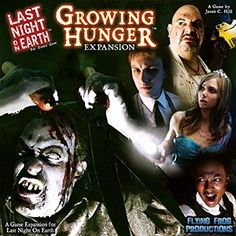 Flying Frog Productions 103 Last Night on Earth: Growing Hunger Expansion