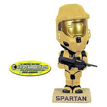 EE Exclusive Halo Bobblehead - Pale Master Chief