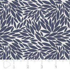 Camelot Cottons House Designer - Coraline - Mandorla in Blue