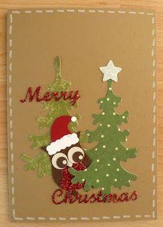 Katta kreativ: Endspurt bei den Weihnachtskarten