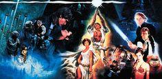Rumor Patrol: Theatrical Versions of Star Wars Trilogy Heading to Blu-Ray Star Wars Meme, Star Trek, All Episodes, Star Wars Episodes, Saga, Star Wars Sequel Trilogy, Episode Vii, Original Trilogy, Original Movie