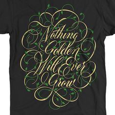 typeverything:  Typeverything.com - Hold the Gold by Ryan...