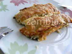 Kitchen Stori.es: Κρέπες με Σπανάκι και Τυριά