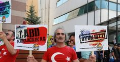 Biden Ankara'da Protesto edildi
