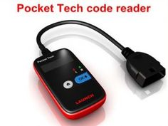 New generation of portable device Launch Pocket Tech code reader