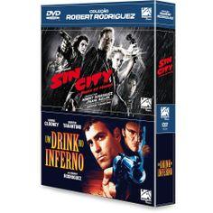 Coleção DVD Robert Rodriguez: Sin City + Um Drink no Inferno (Duplo) - Americanas.com