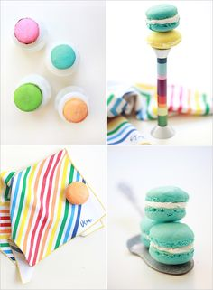 How To Make Macarons (This is pretty different than my last failed attempt at macarons, so maybe I'll try it this way!)