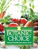 25% de rabais sur tous les produits chez Botanic Choice !