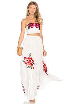 6 SHORE ROAD Boho Dress Set in Moonlight White | REVOLVE