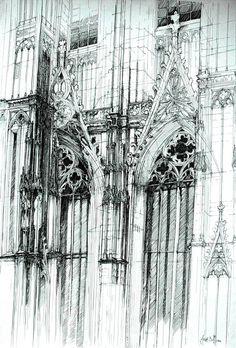 Galeria - Pracownia Rysunku DOMIN - nauka rysunku, kurs na architekturę