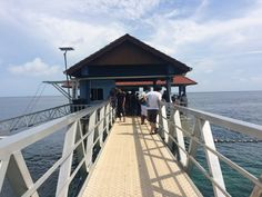 Pulau Payar; swimming with tropical phishes...
