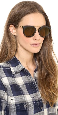 da2417f50bb Stateline Leather Sunglasses
