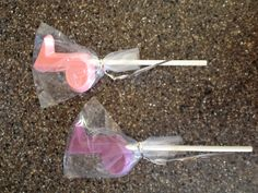 Chocolate Music Note Lollipops
