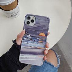 Sunrise Painting Phone Case - iPhone 11Promax